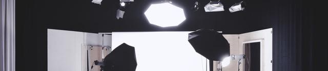 Studio / Film belysning
