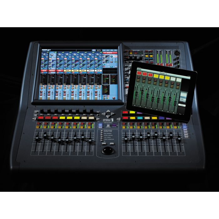 Midas PRO1-TP Live Digital Console with 48 Input C