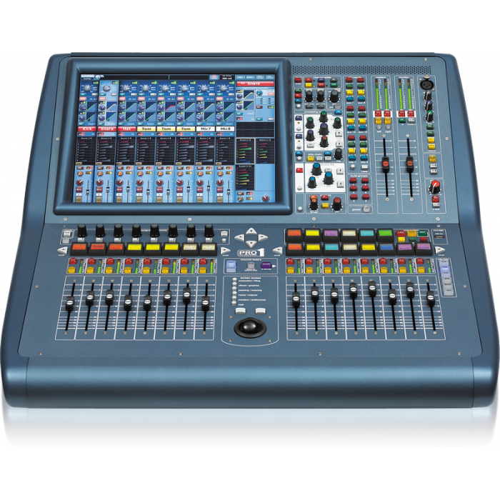 Midas PRO1-IP Live Digital Console with 48 Input C
