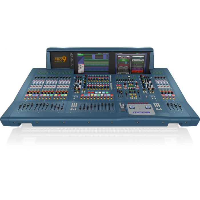 Midas PRO9-CC-TP Live Digital Console Control Centre