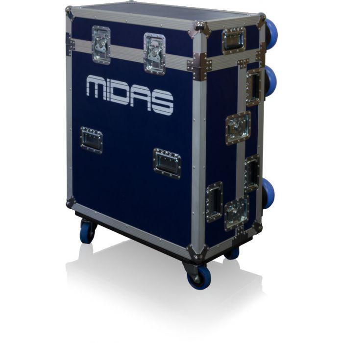 Midas PRO1-RC Touring Grade Road Case for MIDAS PRO1