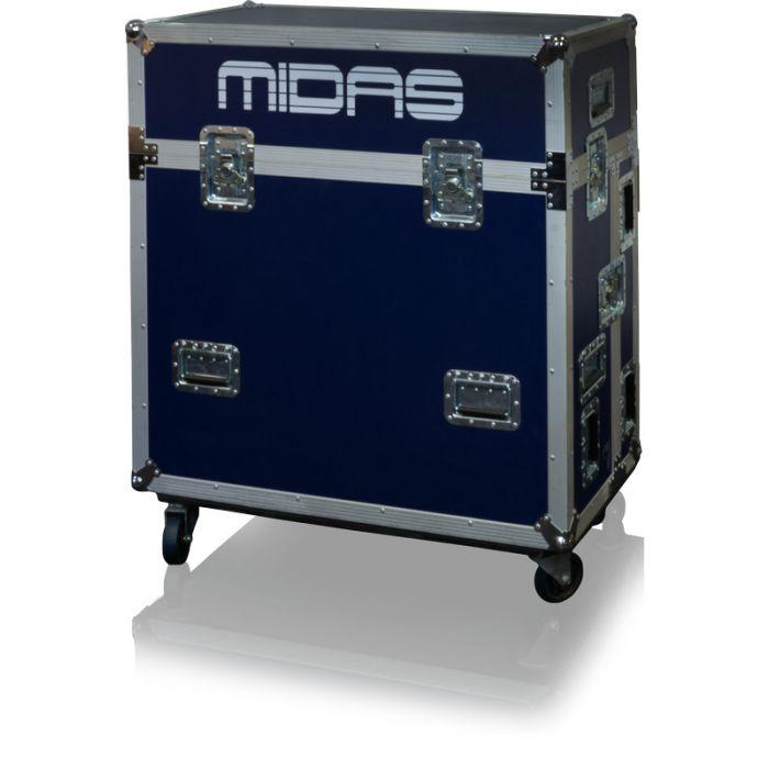 Midas PRO2C-RC Touring Grade Road Case for MIDAS PRO2C