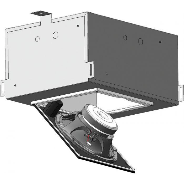 Tannoy CMS 1201SW 12 Ceiling Subwoofer Black