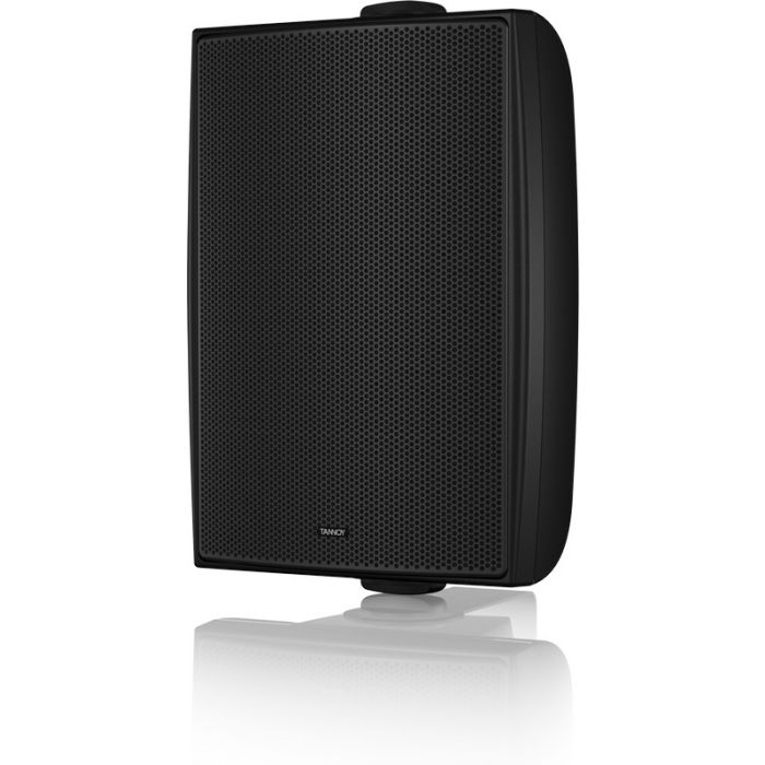 Tannoy DVS 6 6 Coaxial Surface-Mount Loudspeaker Black
