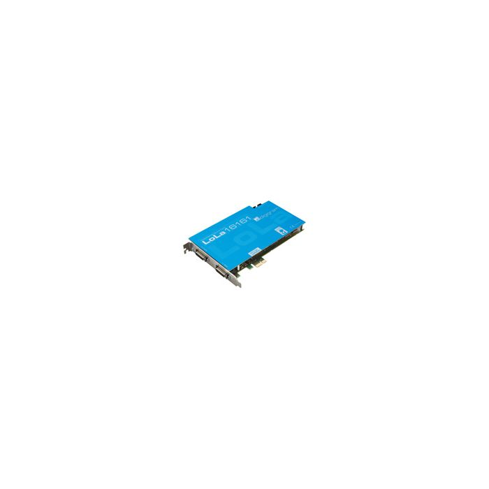 Digigram LoLa16161-SRC PCIe AES/EBU