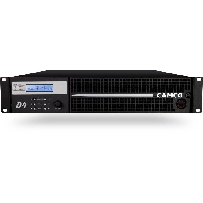 Camco iD4 2x1900W/4ohm 2HE