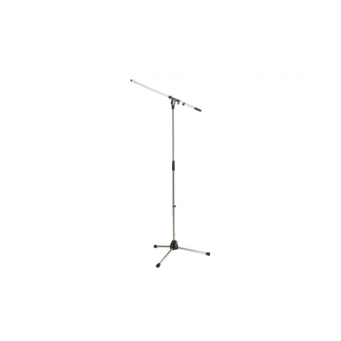 K&M 210/4 (210/2+211/1) Microphone stand the industry std