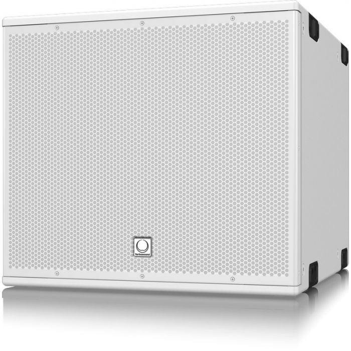 Turbosound NuQ115B-AN-WH 3000W 15 Front Loaded Subwoofer
