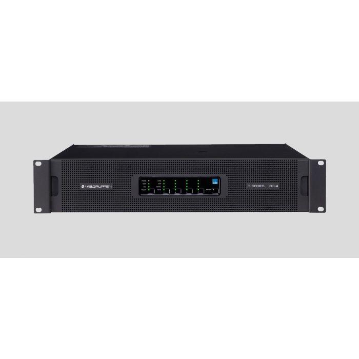 Lab D 80:4L 4x2000W/4ohm 4-Channel Lake Amplifier