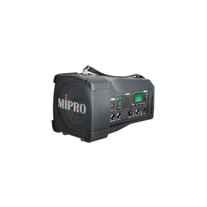 Mipro Portable MA-100DB 8AD 30W RMS Dual Ch RX USB Play/Rec