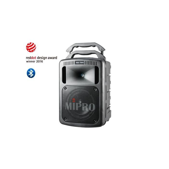 Mipro Portable MA-708PA-B w/Bluetooth