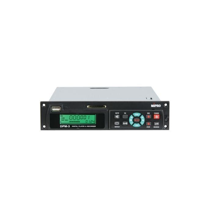 Mipro Portable DPM-3 Digital Audio Recorder