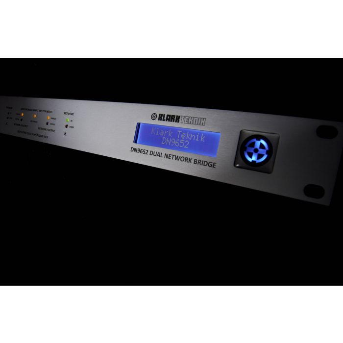 Klark DN9652 Dual Network Bridge Format Converter