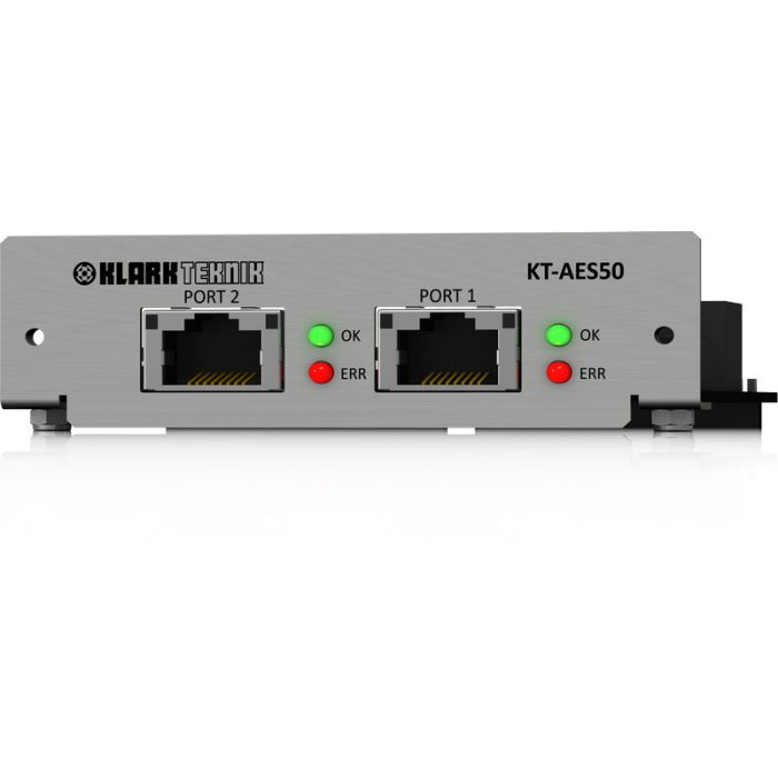 Klark AES50 AES50 Network Module up to 48 Bidirectional ch.