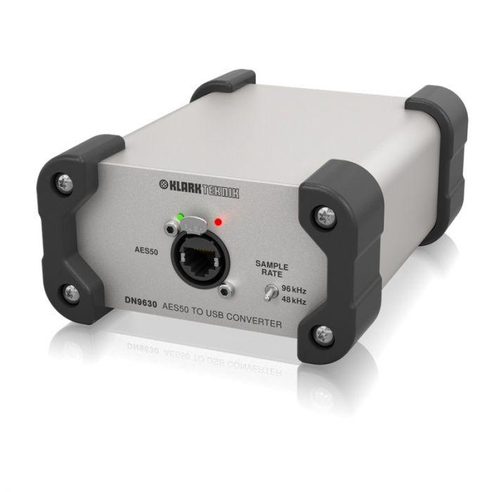 Klark DN9630 AES50 to USB 2.0 Converter