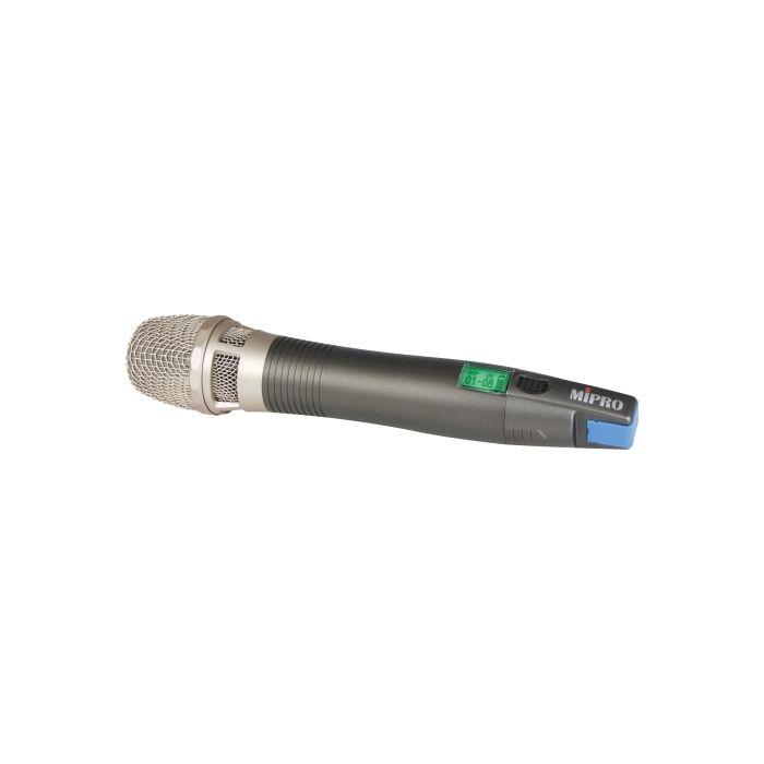 Mipro ACT-70HC 6UA Handheld Recharg. Supercard TX LCD 72MHz