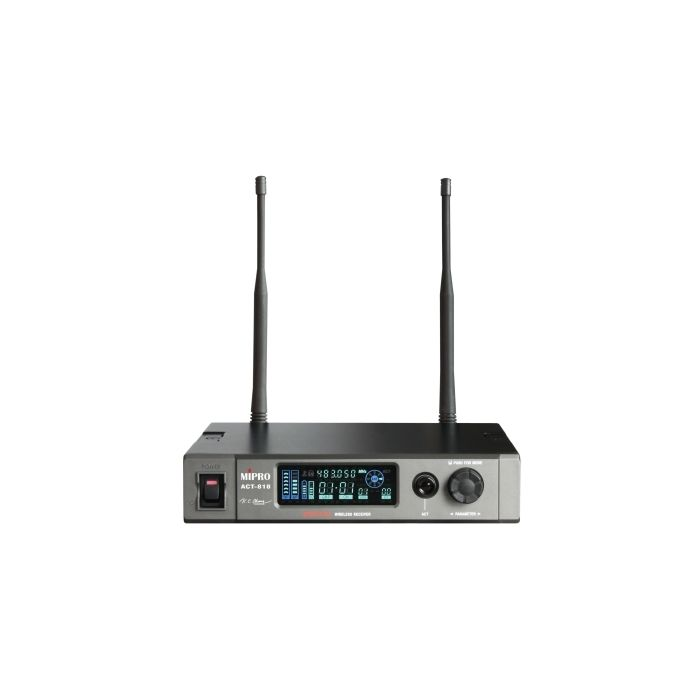 Mipro ACT-818 5E Single ch RX Encrypted Digital 480-544Mhz