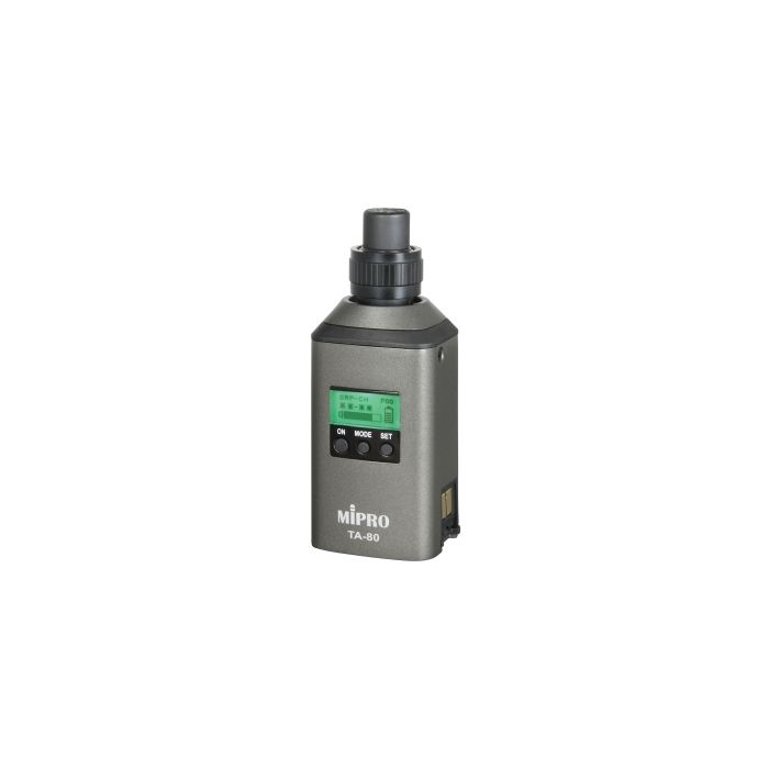 Mipro TA-80 5E Digital Wireless Plug-on Transmitter