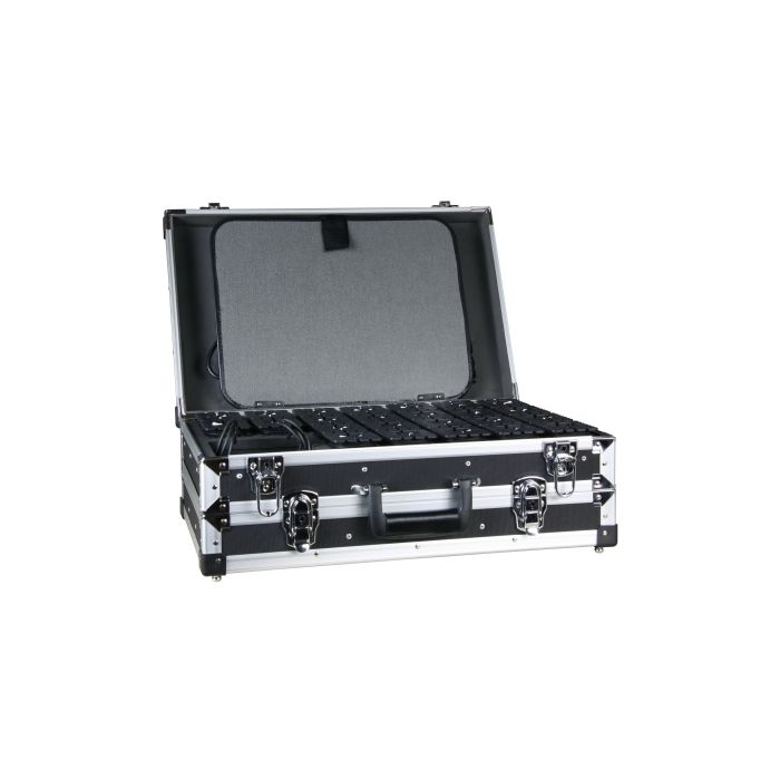 Mipro MTG-100C-28 28-Slot Storage and Charger Carry Case