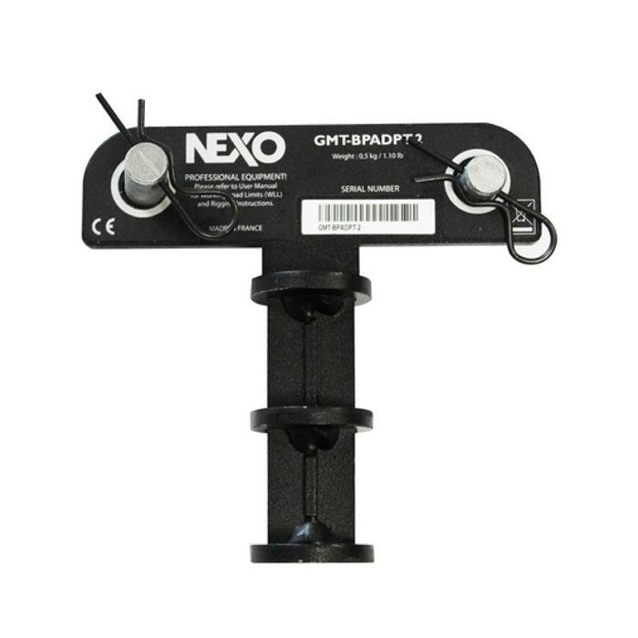 Nexo GEO M6 Bumper to Sub Adapter Version 2