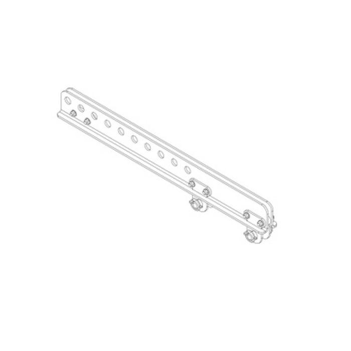 Nexo Extension bar for GEO M10 light bumper