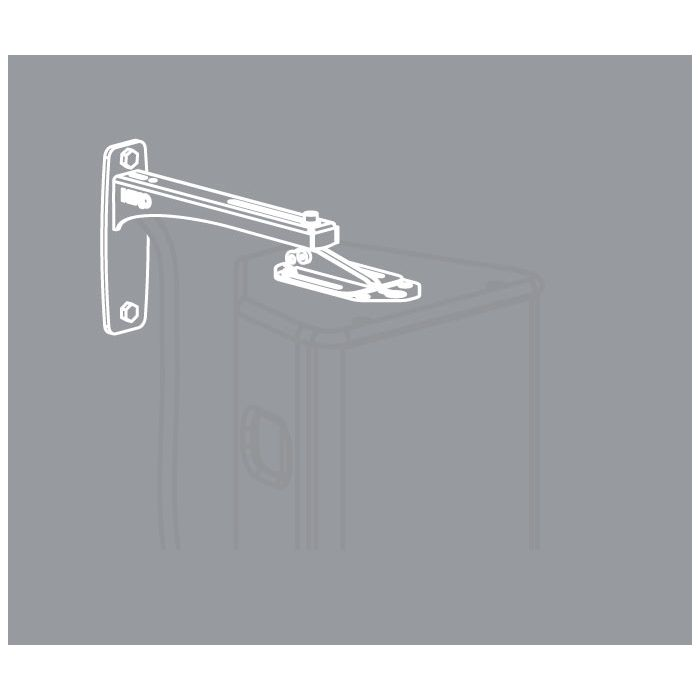 Nexo Fixed Hanging Bracket For PS8