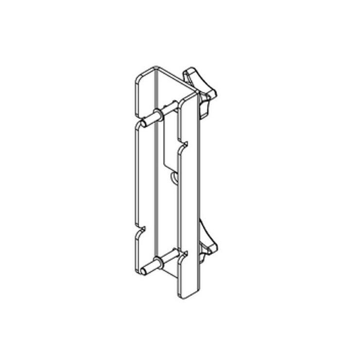 Nexo Truss-clamp bracket for ID84 Black