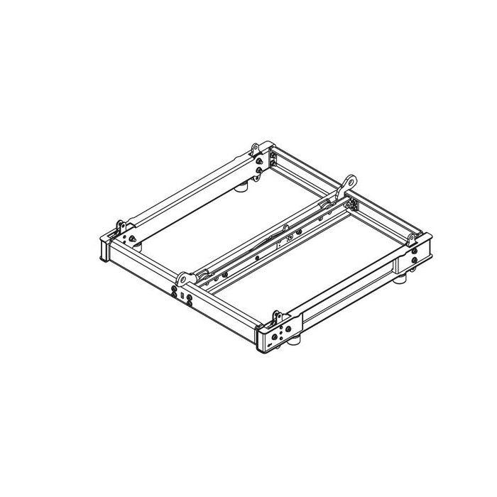 Nexo Installation bumper for GEO M12 / MSUB18