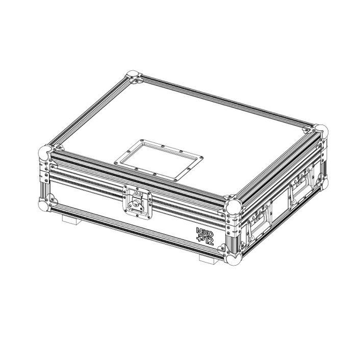 Nexo P12 Accessories Flight Case