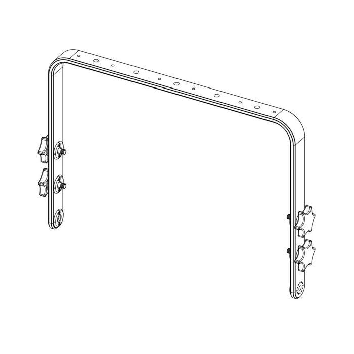 Nexo Horizontal Cradle for L15