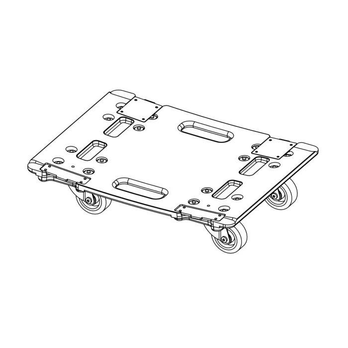 Nexo Wheelboard for L15