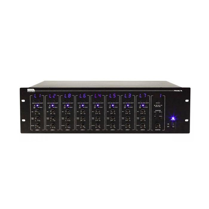 PROEL 8 Inputs Audio Matrix