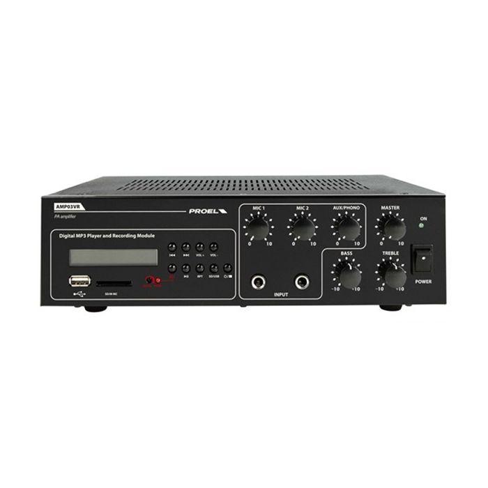 PROEL Compact Amplifier 30W