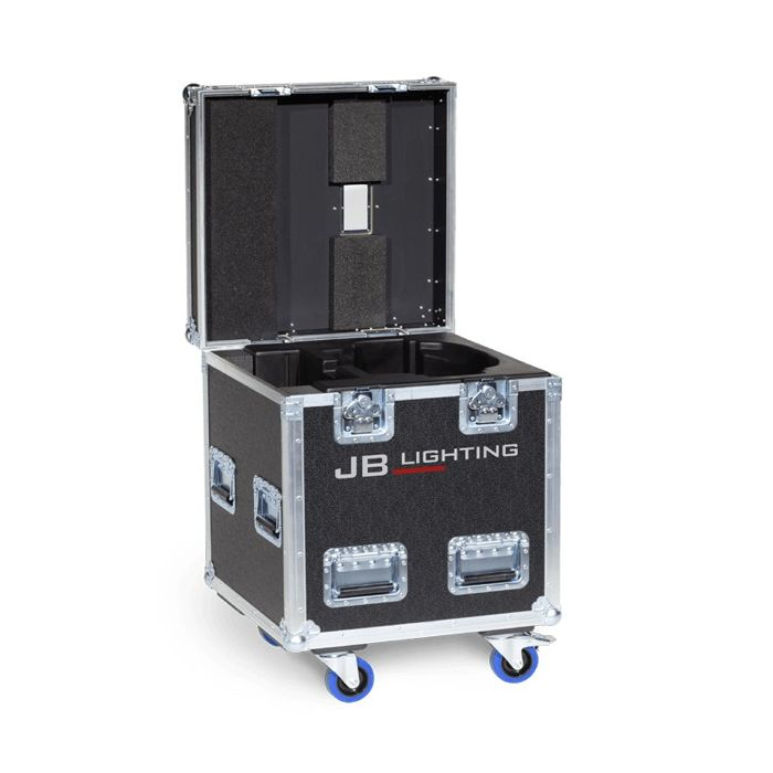 JB Flight case for 1x Sparx 18 Amptown SIP foam