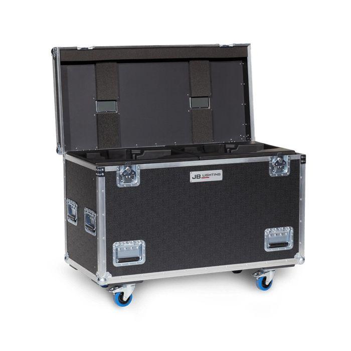 JB Case 2x P18 Amptown SIP Foam