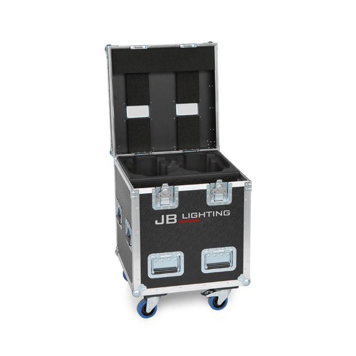 JB Case 2x P12 Amptown SIP Foam