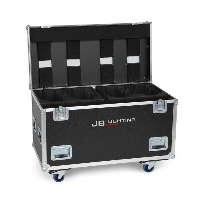 JB Case 4x P12 Amptown SIP Foam
