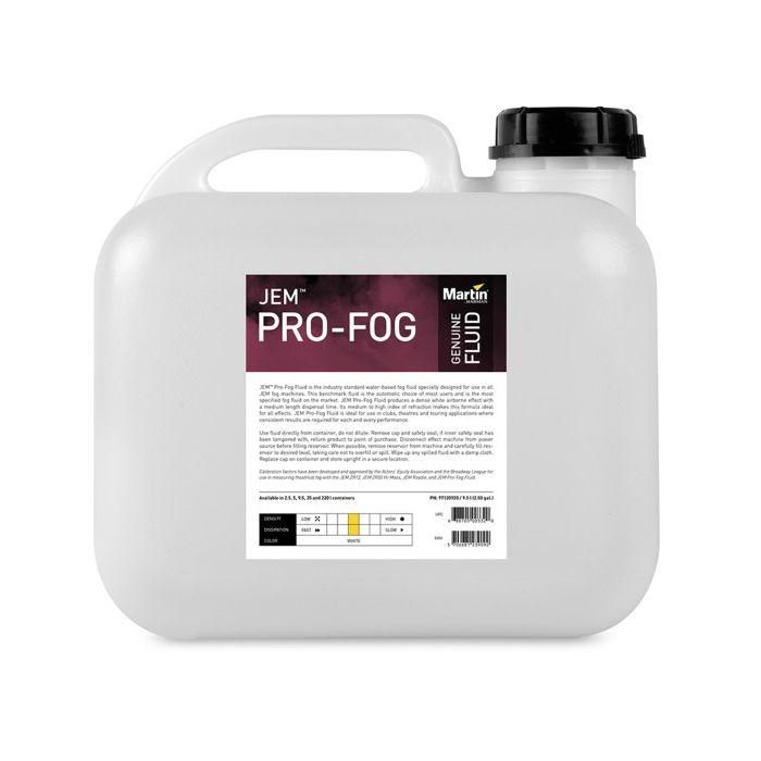 Martin JEM Pro-Fog Fluid, 9.5 l
