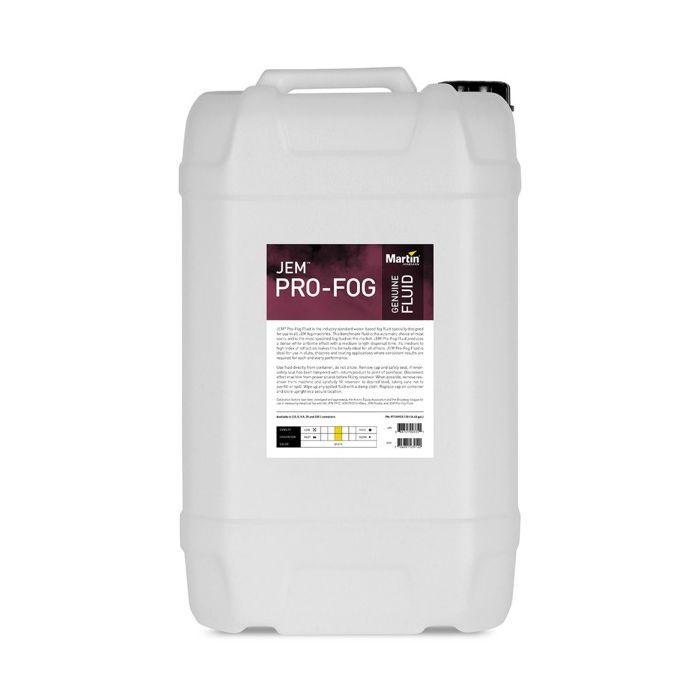 Martin JEM Pro-Fog Fluid, 25 l
