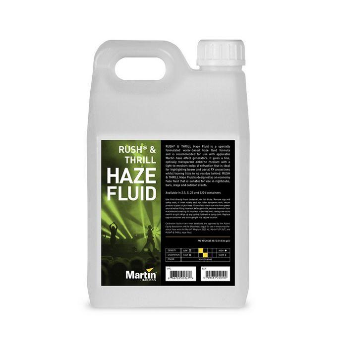 Martin RUSH Haze Fluid 4x 2.5L