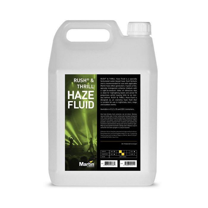 Martin RUSH Haze Fluid 4x 5L