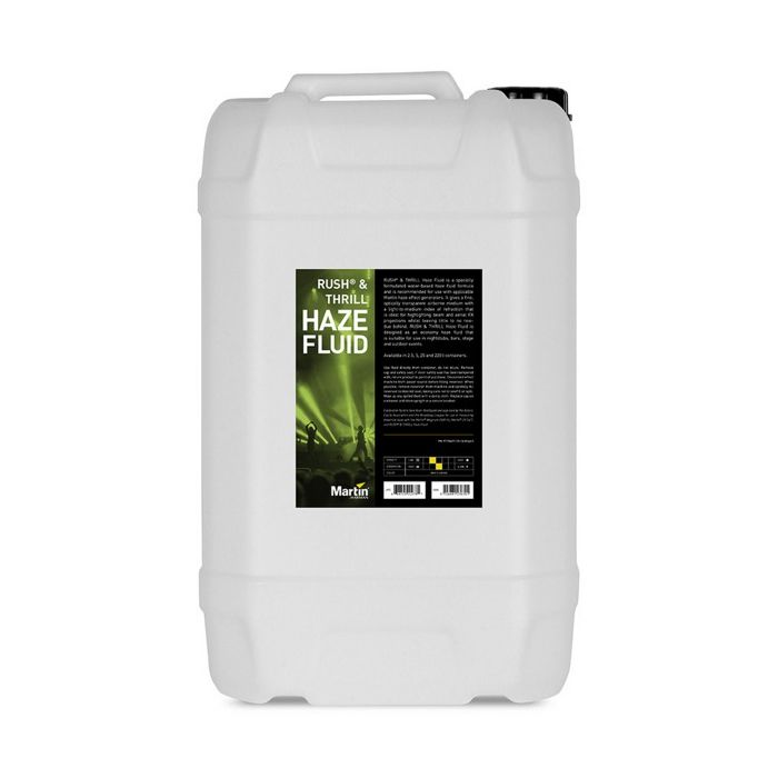 Martin RUSH Haze Fluid 25L