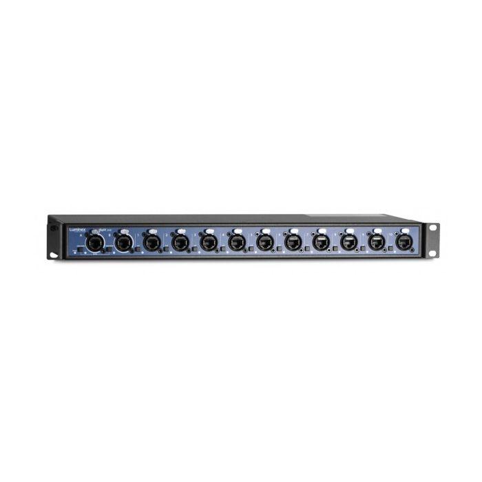 Luminex LumiSplit 2.10 RDM 10-port A/B RJ45 (Ethercon)