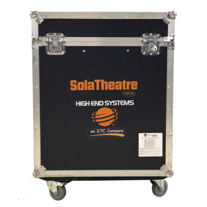 HES SolaFrame Theatre road case