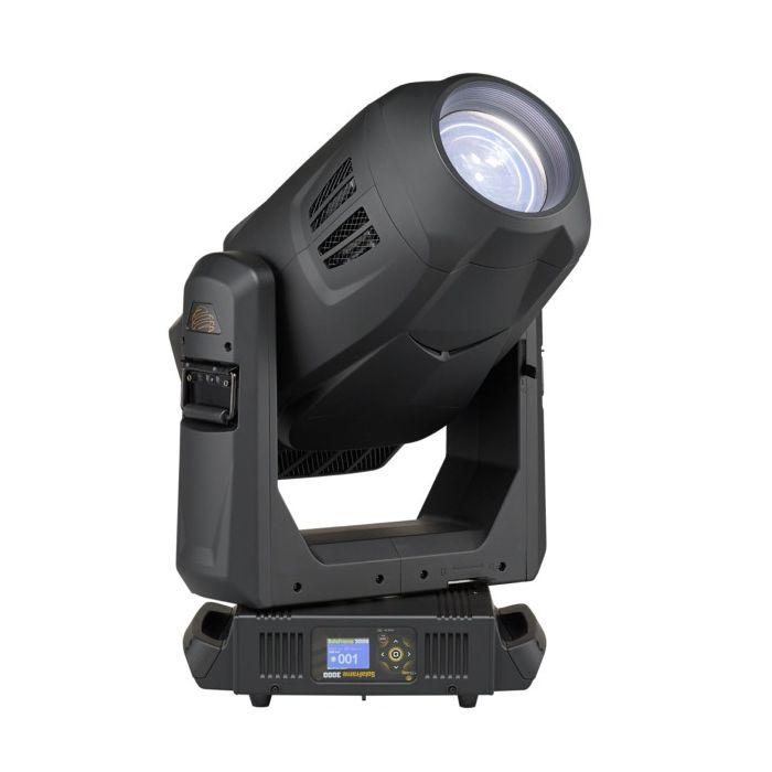 HES SolaFrame 3000 HF, Black in Molded insert