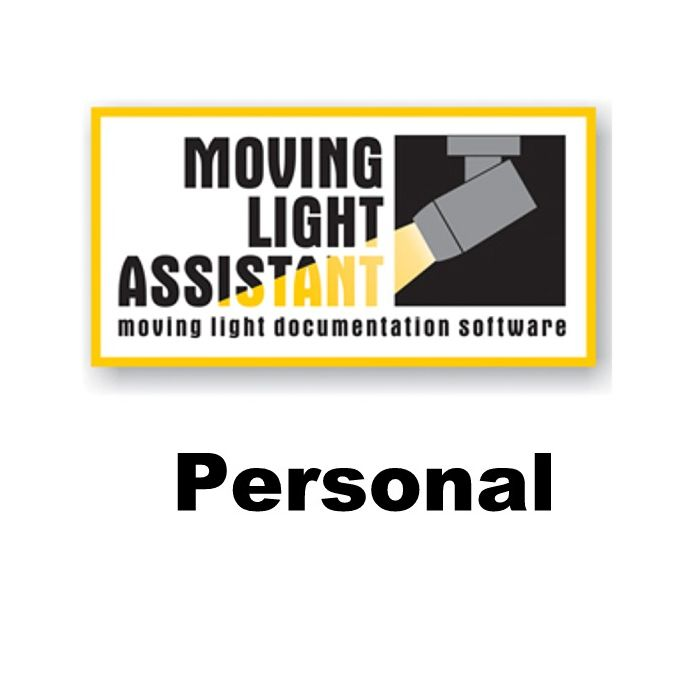 CT Moving Light Assistant Personal