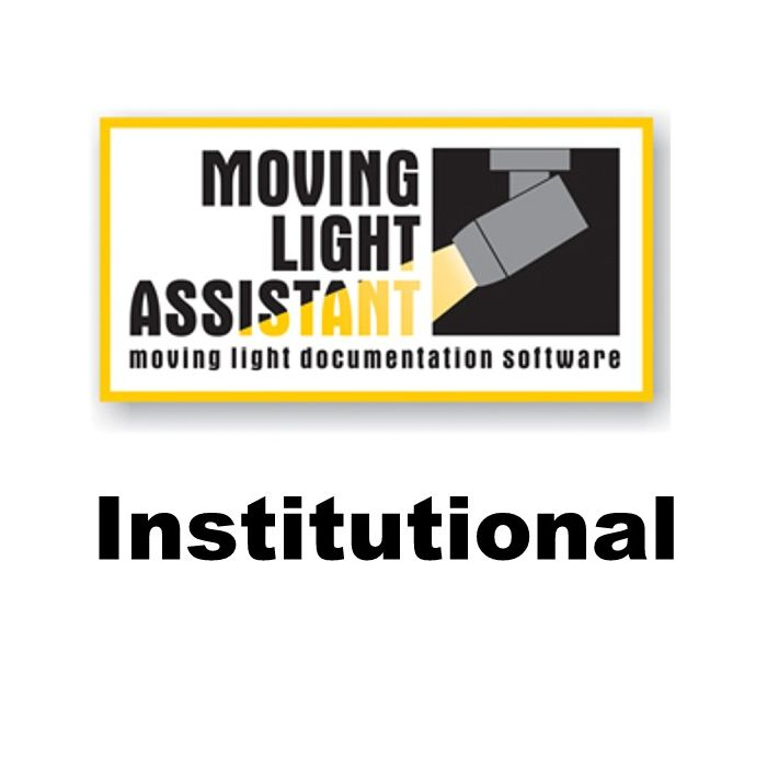 CT Moving Light Assistant Institutional