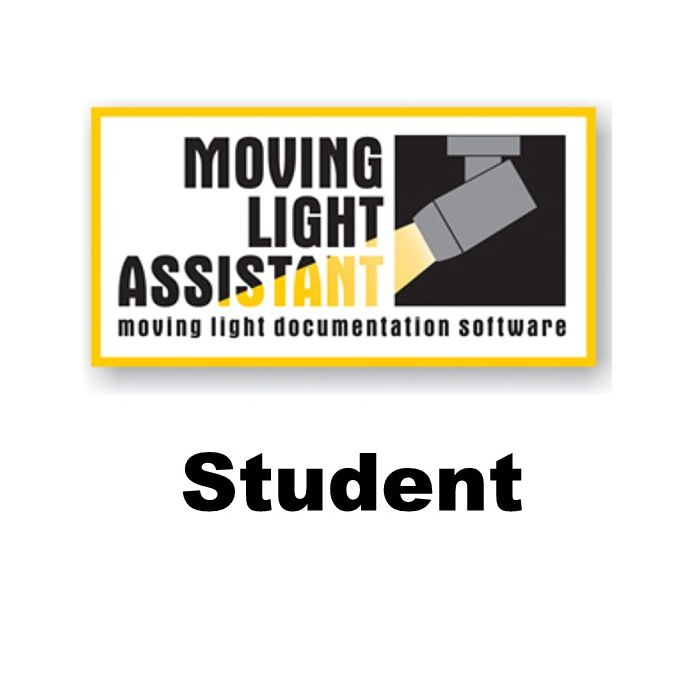 CT Moving Light Assistant Student