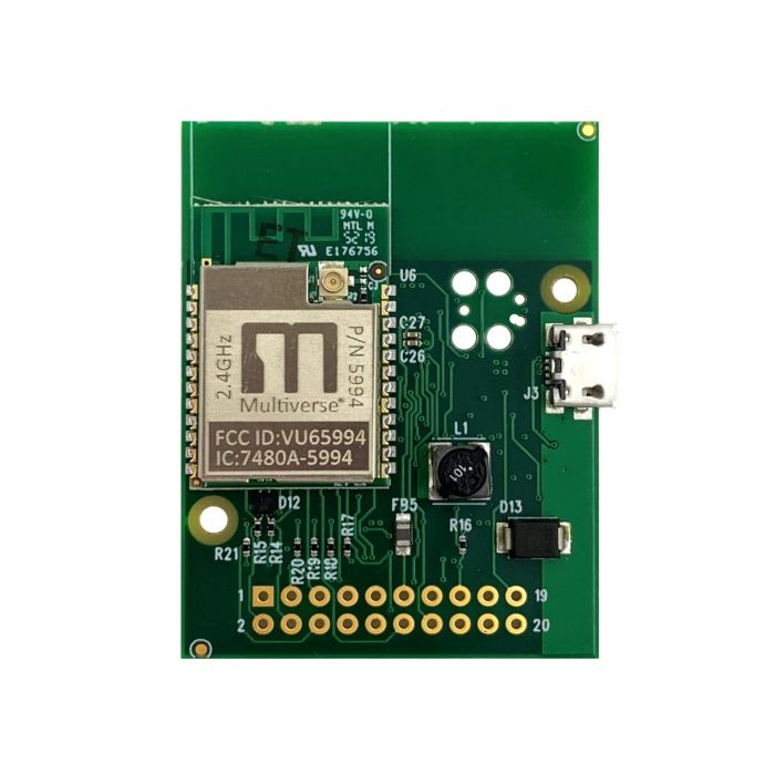 CT Multiverse Receiver Card 2.4GHz