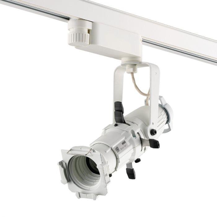 ETC S4 Mini LED Gallery/Track Wht